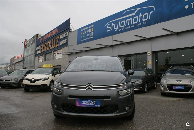 CITROEN Grand C4 Picasso eHDi 115 Airdream Exclusive 5p.