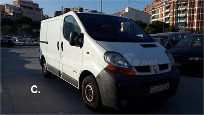 RENAULT Trafic 1.9DCI100 Generation Expression