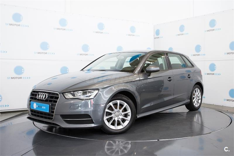 AUDI A3 Sportback 1.6 TDI 110CV clean Attraction 5p.