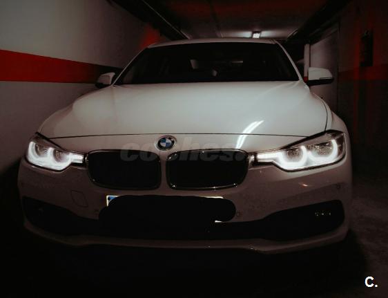 BMW Serie 3 316d 4p.