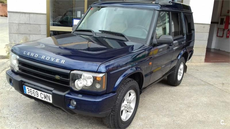LAND-ROVER Discovery 2.5 TD5 S 5p.