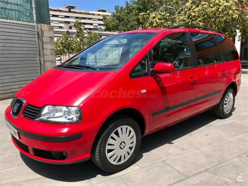SEAT Alhambra 1.9 TDi 130CV Sport 5p.