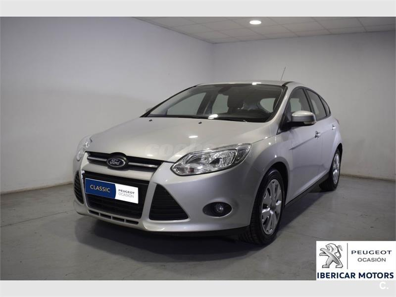 FORD Focus 1.6 TIVCT 125cv Powershift Trend 5p.