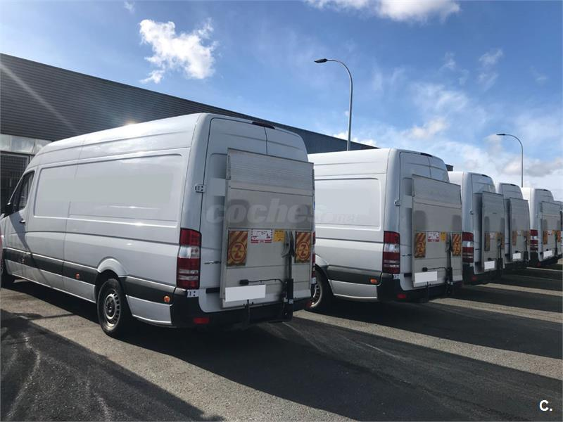 MERCEDES-BENZ Sprinter 313 CDI LARGO 3.5T