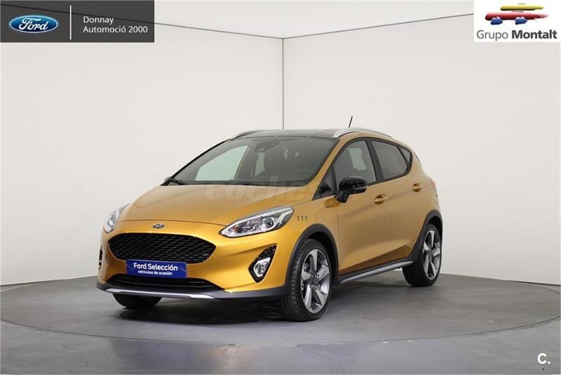FORD Fiesta 1.0 EcoBoost 92kW Active SS 5p 5p.