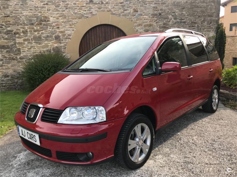 SEAT Alhambra 1.9 TDI 115cv 4 Sport Plus 5p.