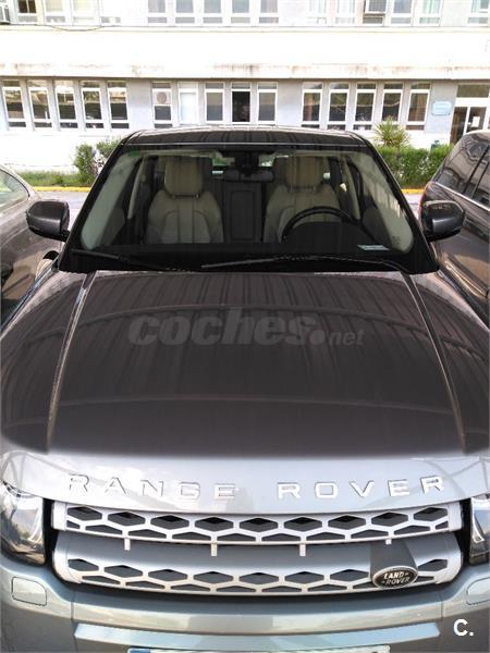 LAND-ROVER Range Rover Evoque 2.2L TD4 150CV 4x4 Pure Tech 5p.