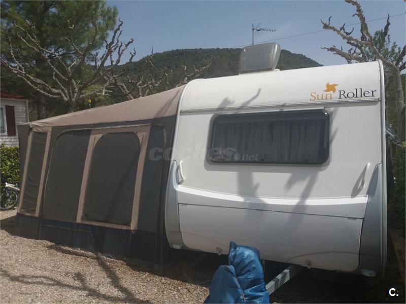 CARAVANA SUN ROLLER JAZZ 490CP