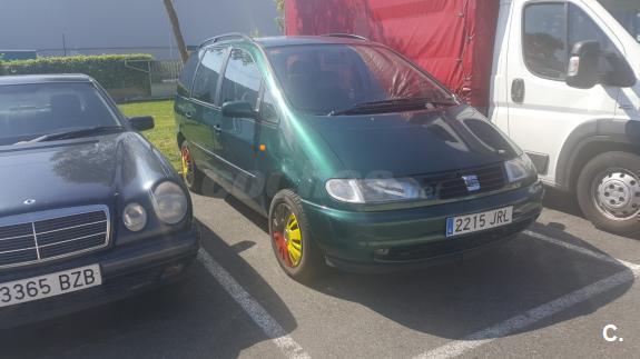 SEAT Alhambra 1.9 TDI SE 110 CV 5p.
