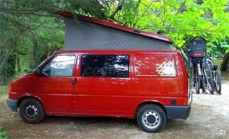 Volkswagen California Coach. T4 2.4 D