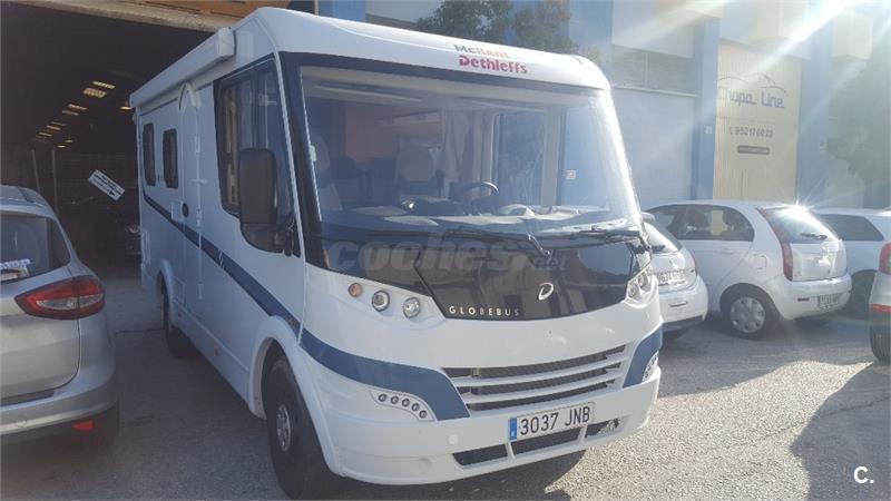 Autocaravana Dehtleffs Globebus I2 4pz Integral