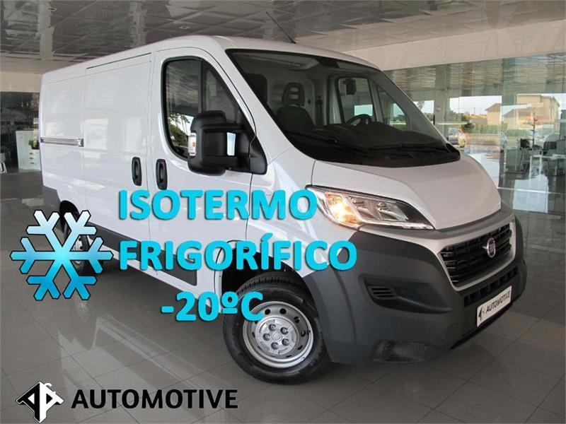 FIAT DUCATO 2.0 MULTIJET 115CV L1H1 ISOTERMO FRIGORÍFICO -20ºC