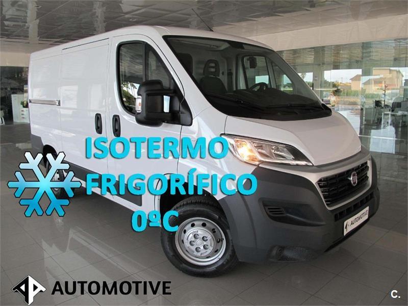 FIAT DUCATO 2.3 MJT. 130CV L1H1 ISOTERMO FRIGORÍFICO 0ºC