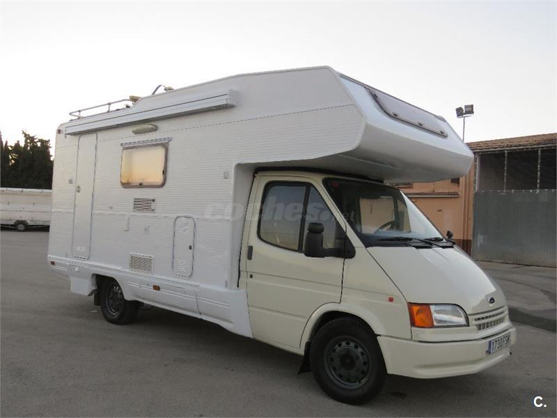Se vende autocaravana FORD TRANSIT