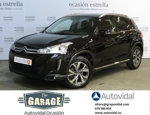 CITROEN C4 Aircross HDi 115cv Stop Start 6v 2WD EXCLUSIVE 5p.