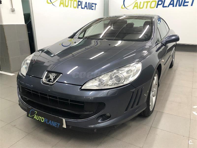 PEUGEOT 407 2.7 HDi Automatico Coupe 2p.