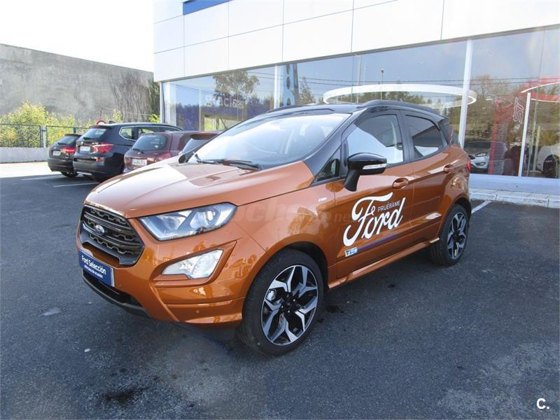 FORD EcoSport 1.0L EcoBoost 103kW 140CV SS S Line 5p.