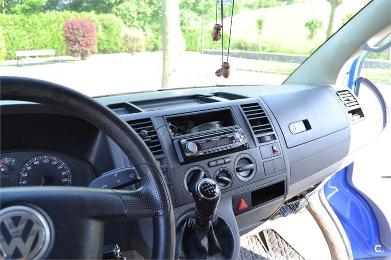 volkswagen california 2.5 TDI 130 cv