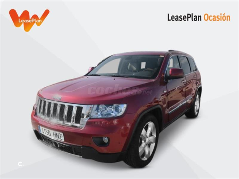 JEEP Grand Cherokee 3.0 V6 CRD Overland 241 CV 5p.