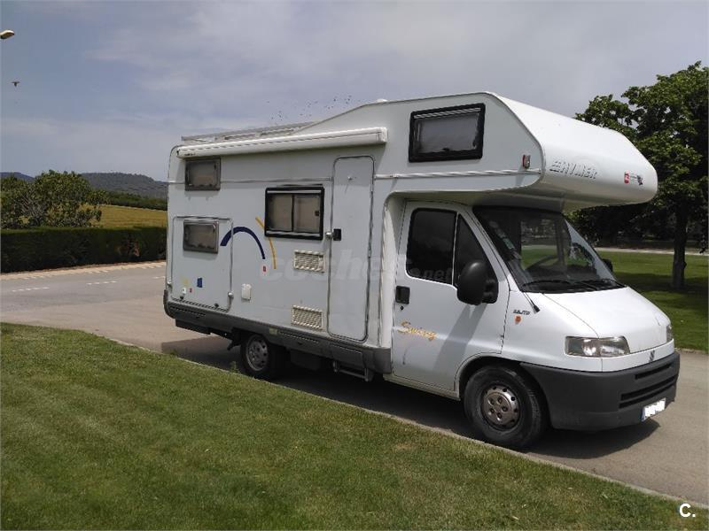 HYMER Swing CS 594