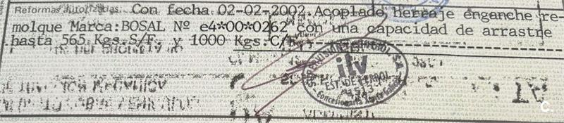 RENAULT Mégane RN 1.6E 5p.