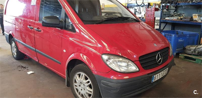 MERCEDES-BENZ Vito 115 CDI Larga