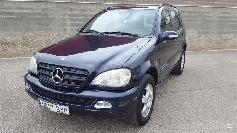 MERCEDES-BENZ Clase M ML 270 CDI 5p.
