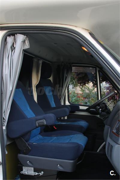 AUTOCARAVANA FIAT DUCATO 2. 8 JTD - ROLLER TEAM PEGASO GARAJE
