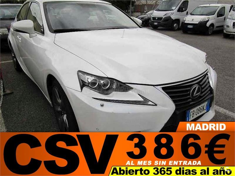 LEXUS IS 2.5 300h Luxury 4p.