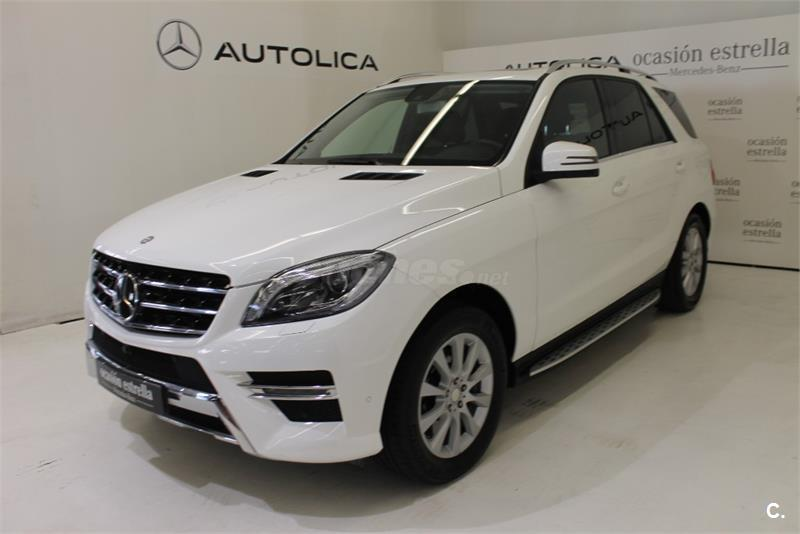 MERCEDES-BENZ Clase M ML 350 BlueTEC 4MATIC 5p.
