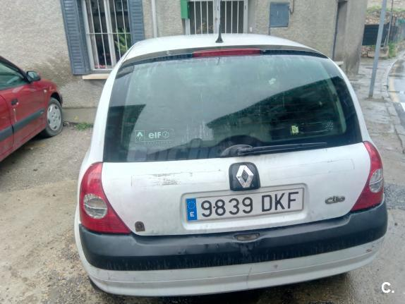 RENAULT Clio Societe 1.5dCi 70 Pack Authentique 3p.