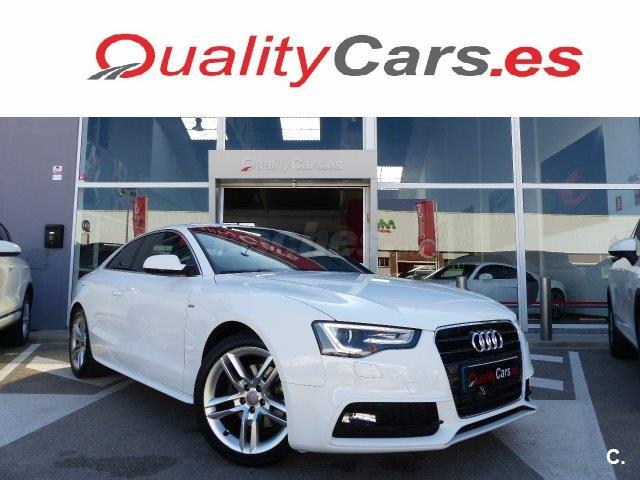 AUDI A5 Coupe 2.0 TDI 177cv S line edition 2p.