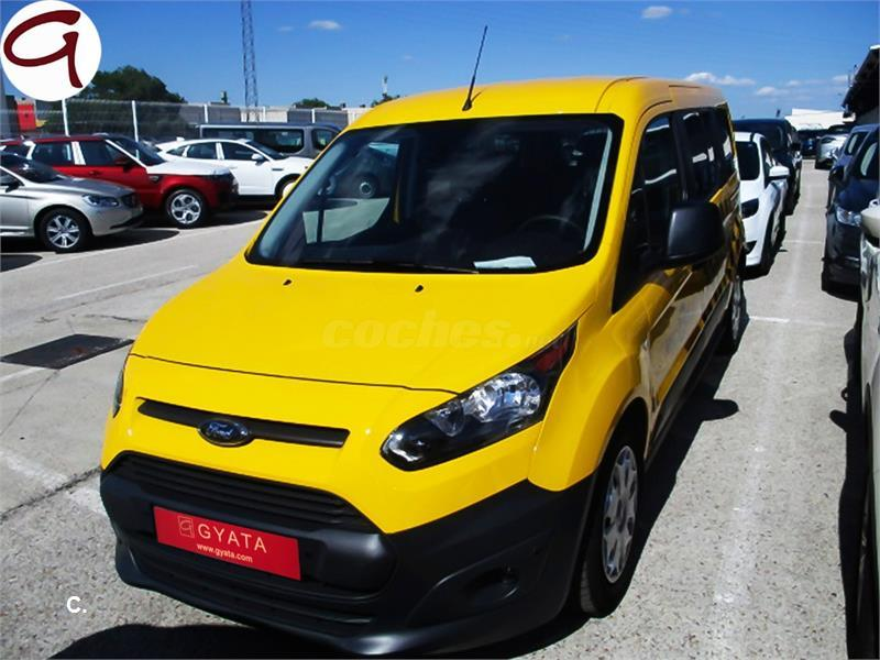 FORD Transit Connect Kombi 1.5 TDCi 88kW SS Trend 230 L2 AT 5p.