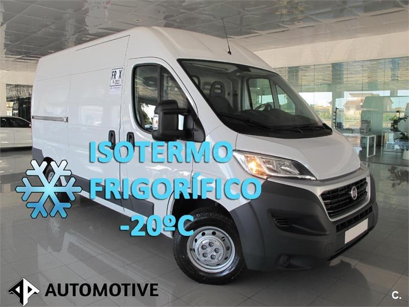 FIAT DUCATO 2.0 MULTIJET 115CV L2H2 ISOTERMO FRIGORÍFICO -20ºC