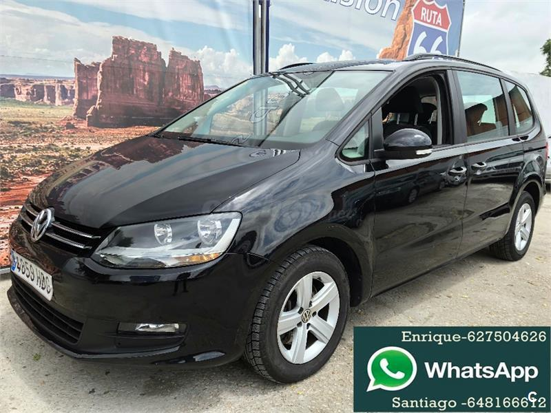 VOLKSWAGEN Sharan 2.0 TDI 140cv Advance 5p.