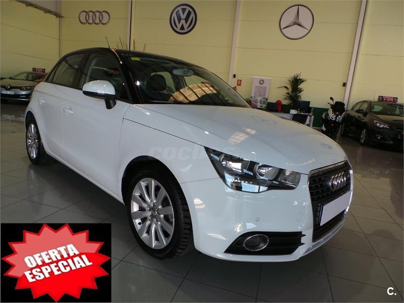 AUDI A1 Sportback 1.4 TDI 90 ultra Str Attracted 5p.