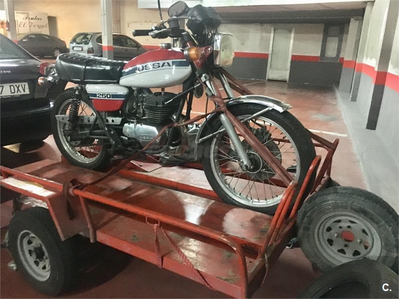 Remolque moto