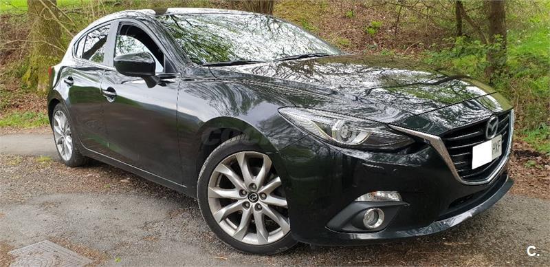 MAZDA Mazda3 2.2 DE 150 AT Luxury 5p.