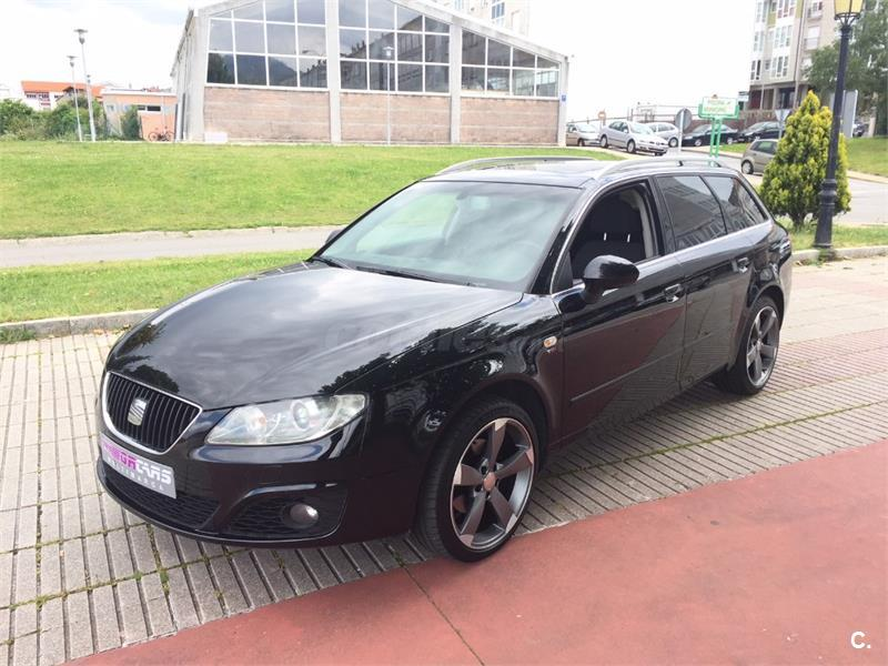 SEAT Exeo ST 2.0 TDI CR 143 CV DPF Reference 5p.