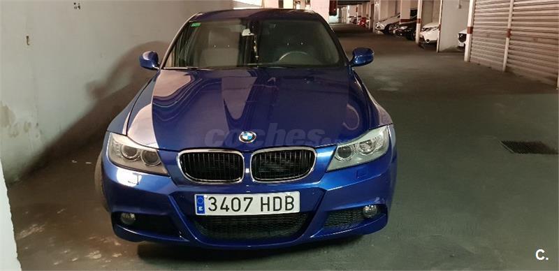 BMW Serie 3 320d EfficientDynamics Edition E90 4p.