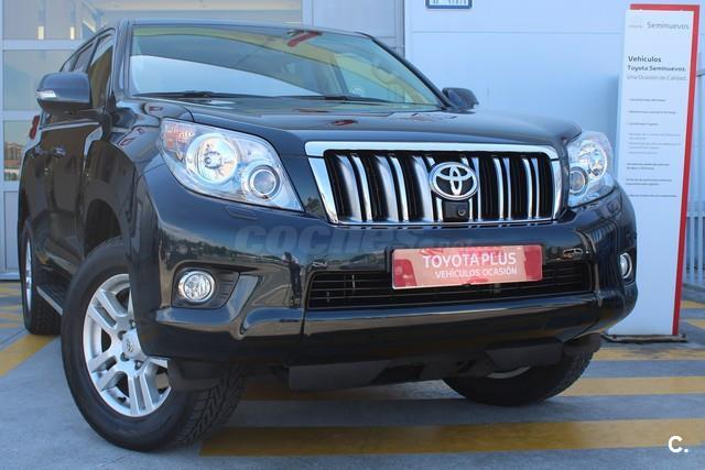 TOYOTA Land Cruiser 3.0 D4D LIMITED AUTO 5p.