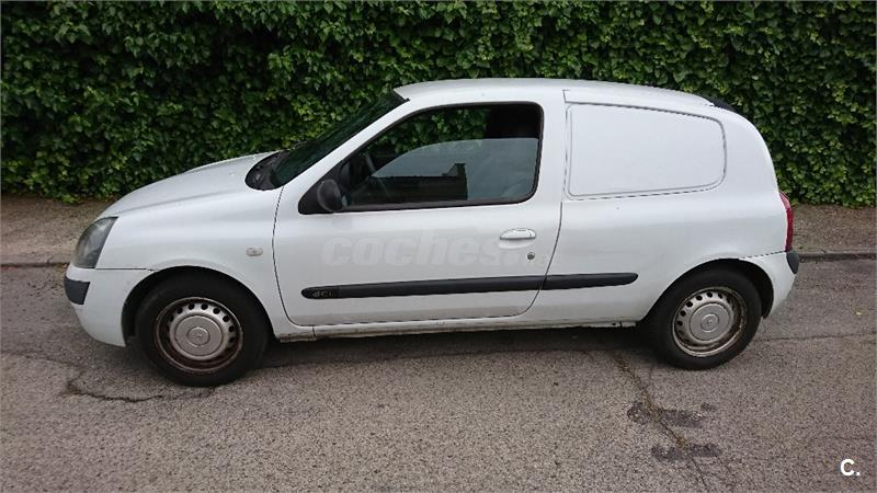 RENAULT Clio Societe 1.5dCi 65 Pack Authentique
