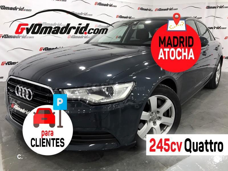AUDI A6 3.0 TDI 245 clean diesel quattro Stronic 4p.