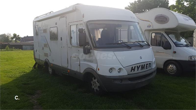 hymer b 524 automatica