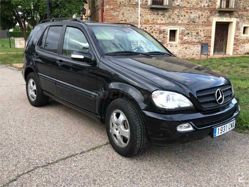 MERCEDES-BENZ Clase M ML 350 AUTO 5p.