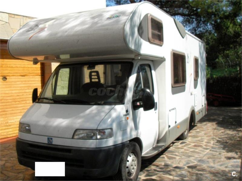 Autocaravana Knaus Sun Traveller 700 K