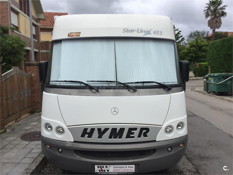 Hymer Mercedes
