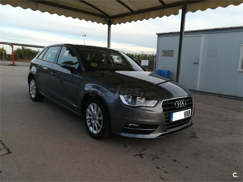 AUDI A3 Sportback 2.0 TDI Attracted 5p.