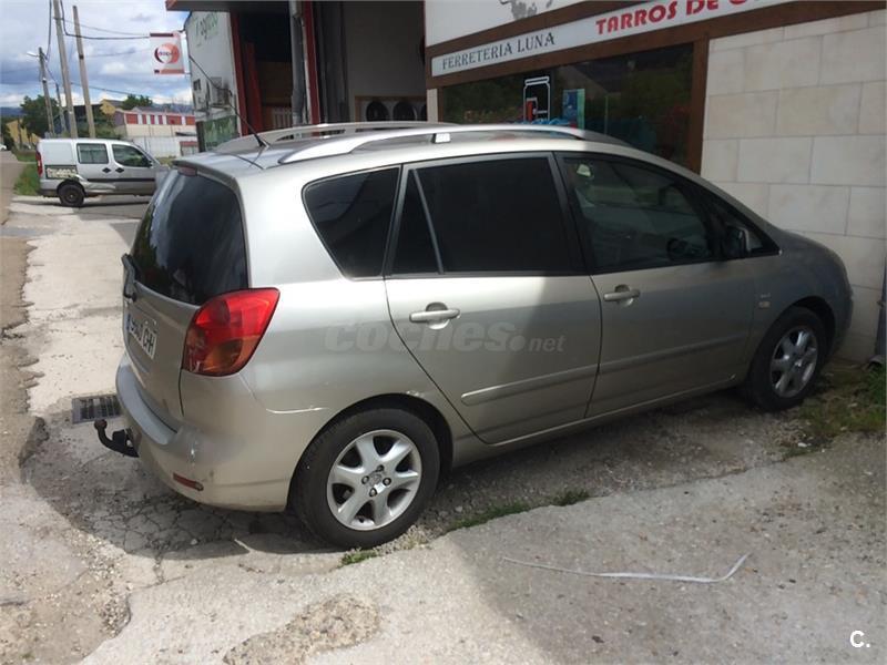 TOYOTA Corolla Verso 1.8 VVTi Linea Sol 5p.
