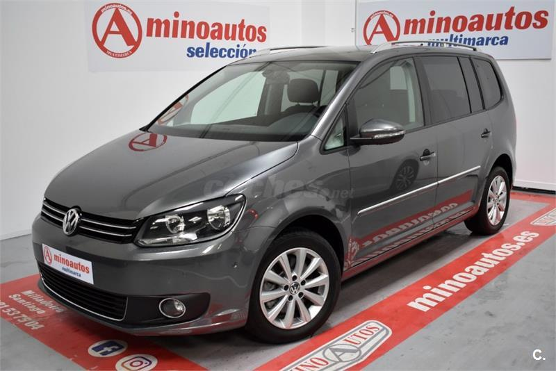 VOLKSWAGEN Touran 2.0 TDI 140cv Advance Bluemotion Tech 5p.